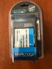 Digital Energy 230-1345  Combo Battery/Charger for HTC DESIRE HD