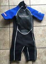 Execute Wetsuit Aqualite Super Stretch Neoprene 2x2 mm YOUTH Medium