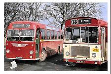 United Automobile Services Bus Bristol MW6G 8689 HN with Bristol RELL6G BHN211H