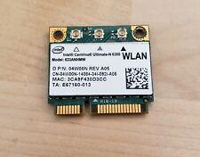 Intel Centrino Ultimate-N 633ANHMW 6300 WiFi WLAN Half Mini Card 450Mb