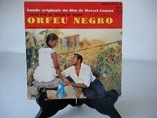 Vinyle 45T BO du Film de Marcel Camus Orfeu Negro
