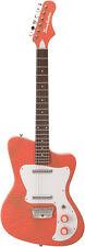 Danelectro dg67or DANO'67 ciel Guitare électrique-finition orange alligator nouveau