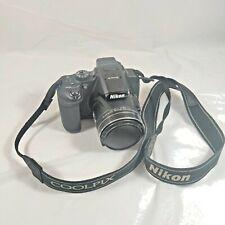Nikon COOLPIX B700 20.2 MP Digital Camera - Black - Beautiful Quality