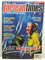 Fortean Times World Of Strange Phenomena Magazine Issue FT 106 January 1998
