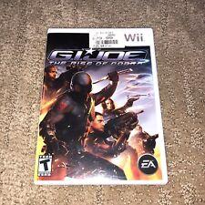 G.I.Joe Rise of the Cobra for Wii