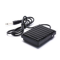 1 Piece Foot Sustain Pedal Controller Switch For Electronic Keyboard Piano VYF