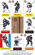 2012-13 OPC O-Pee-Chee Retro Winnipeg Jets Master Team Set (18)