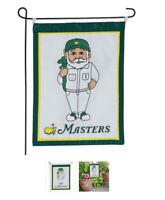 2021 Masters Gnome Garden Pin Flag Augusta National Golf Club
