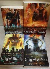 The Mortal Instruments - Cassandra Clare - Books 1-4