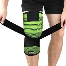 KNEE SUPPORTS COMPRESSION SLEEVES BRACE PATELLA ARTHRITIS PAIN RELIEF ADJUSTABLE