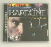 Hardline Battle The Sect Disc 2 Only CD-ROM PC Video Game Windows/Mac (1999)
