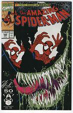 Amazing Spider-Man #346 Vile, Vengeance and Venom VF