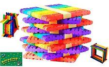 500 edificio Palitos, Varios Colores