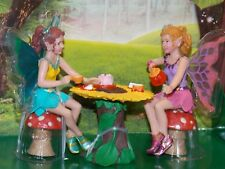Dollhouse Miniature Doll Fairy Tea Party Set 1:12 Safari LTD P25 Dollys Gallery