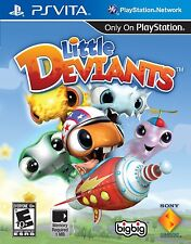 Little Deviants (PlayStation Vita, 2012)