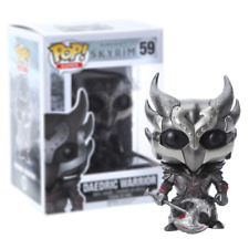 DAEDRIC WARRIOR Funko Pop Vinyl #59 The Elder Scrolls V SKYRIM Figure Official