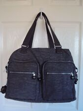 NWT. KIPLING ERASTO N EXTRA LARGE CARRY ON/SHOPPING BAG/ WEEKEND BAG