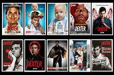 DEXTER  - TV FILM POSTER POSTCARD SET # 1