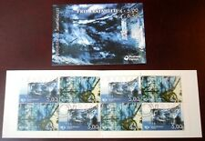Faroe Stamp Booklet #27 2002 Nordic Contemporary Art - Fdc - Excellent!