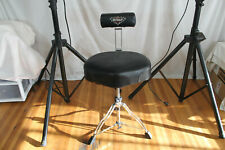 Tama 1st Chair Drum Throne with 1st chair back rest