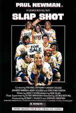 Slap Shot (1977) Style-A Paul Newman D'Amato Sports Hockey Movie Poster 27x40