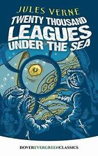 Twenty Thousand Leagues Under the Sea (Paperback or Softback)
