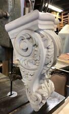 carved corbel , architectural , bracket