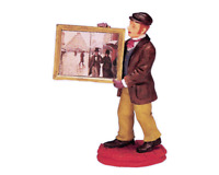 Lemax 2003 Next Time Have Delivered Village Holidays Seasons Figurines 32651-U2