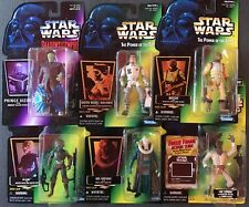Star Wars The Power Of The Force And Shadows Of The Empire Lot Of 6