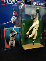 Colorado Rockies Larry Walker 1998 Starting Lineup Action Figure Factory Sealed