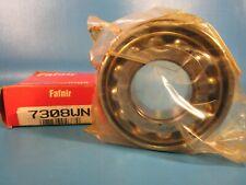 Fafnir 7308wn Single Row Angular Contact Bearing C3 40 Contact Angle