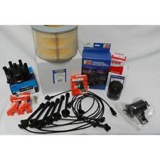 suits 96-99 1fzfe fzj80 fzj75 fzj70 landcruiser filter kit spark plugs cap leads