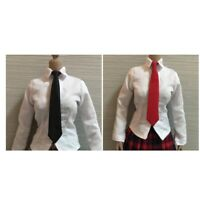 1:6 Scale Suits/Shirt/Clothes Tie Necktie for 12'' Female Action Figure Hot Toys