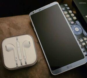 LG G6 VS988T VERIZON 128GB Unlocked Smartphone ICE BLUE Cellphone Apple