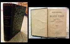 TRATTATO TEORICO-PRATICO DELLE MALATTIE VENEREE DEL CAVALIER GAMBERINI _ 1872