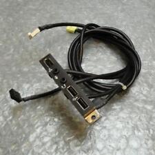 HP Compaq Workstation AUDIO FIREWIRE USB Anteriore Pannello IO CON CAVI 390373-004