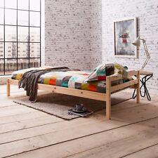 Single Bed Pine 3ft Single Bed Kids Bed  Wooden Frame