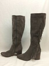 Steve Madden Women's Cacos Long Boots Taupe, Size 10B US G