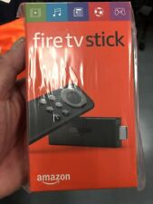 Amazon Fire TV Stick / Basic Edition / New in Box / European plug - Please READ!