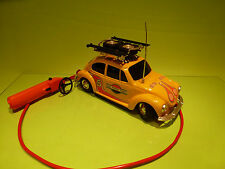 REEL RC VW VOLKSWAGEN KAFER - 1:10? L33.0cm - RARE SELTEN - GOOD CONDITION