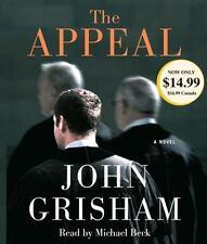 The Appeal by John Grisham (2009, CD, Abridged) Free Shipping!