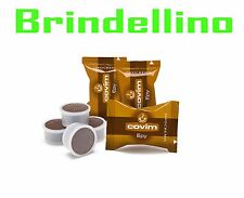 100 CIALDE CAPSULE CAFFE COVIM ORO CREMA COMPATIBILI  SISTEMA ESPRESSO POINT SGL