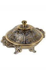 Orientalische Marokkanische Orient Messing Zuckerdose Minzdose Dose Dekoration