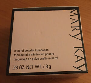 Mary Kay Mineral Powder Foundation Ivory 2 NIB!