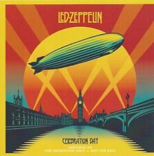 LED ZEPPELIN Celebration Day promo advance 2CD