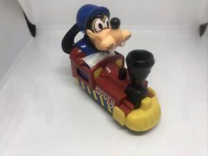 "Matchbox 3.5"" GOOFY TRAIN Diecast Toy Car VINTAGE 1980 No:10 Disney Series RARE"