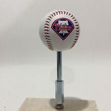 Philadelphia Phillies MLB Logo Baseball BEER TAP HANDLE Bar