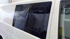 VW T5 Citroen Peogeot Fiat Window Fitting Service In Privacy Sliding Window