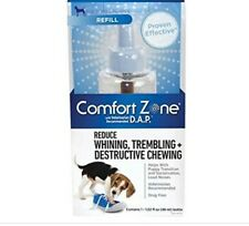 Comfort Zone Diffuser Kit Refill For Dogs Puppies Veterinarian D.A.P