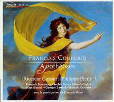 FRANÇOIS COUPERIN  apothéoses  RICERCAR CONSORT - P. PIERLOT